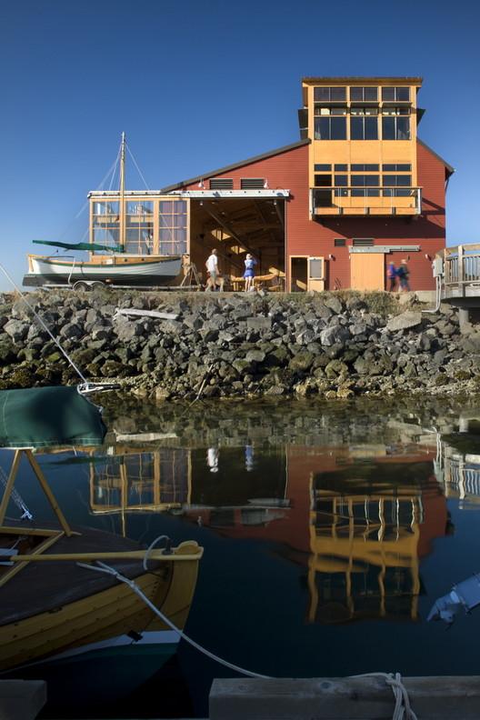 Northwest Maritime Center / Miller Hull Partnership, © Nic Lehoux