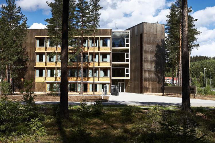 Viken Skog Headquarter / Stein Halvorsen Arkitekter, © Kim Müller