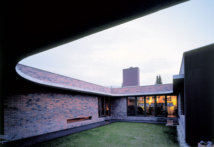 Patio with House / Ivanisin & Kabashi Arhitekti, Courtesy of Ivanisin & Kabashi Arhitekti