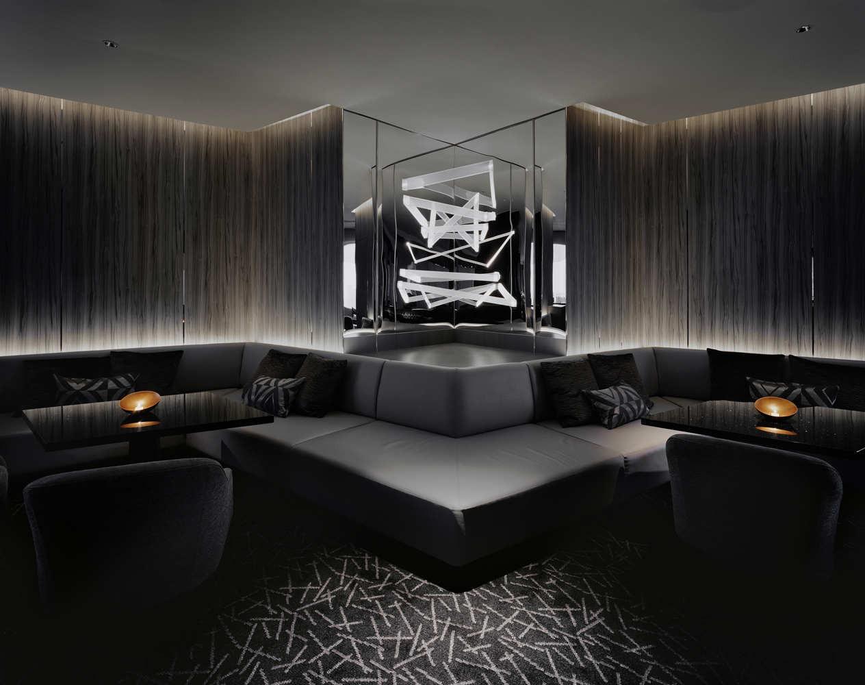 Gallery Of MIXX Bar & Lounge / Curiosity