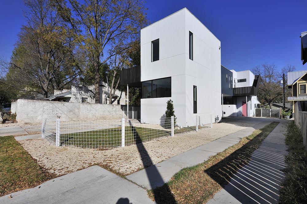 Moonlight Duplex / Salas Design Workshop LLC, © Allison Cartwright