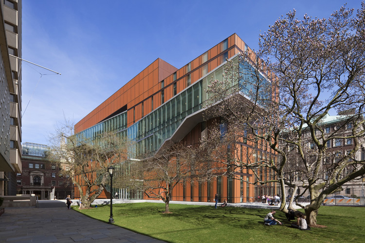 The Diana Center at Barnard College / Weiss/Manfredi, © Albert Vecerka/Esto