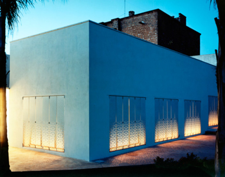 Casa in Puglia / Peter Pichler Architects, Courtesy of Peter Pichler Architects