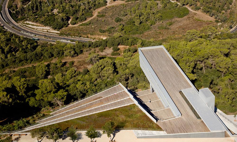 Haifa University Student Center / Chyutin Architects, © Amit Giron