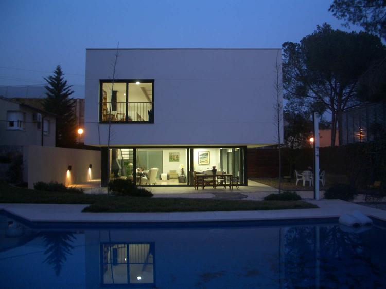Joint Houses In Barcelona / Q d'ARQUITECTURA, © Jordi Grané Aran
