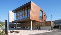 Bergen Fire station / Stein Halvorsen Arkitekter
