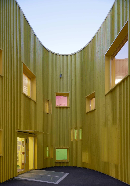 Montessori Schools Designed By Architects