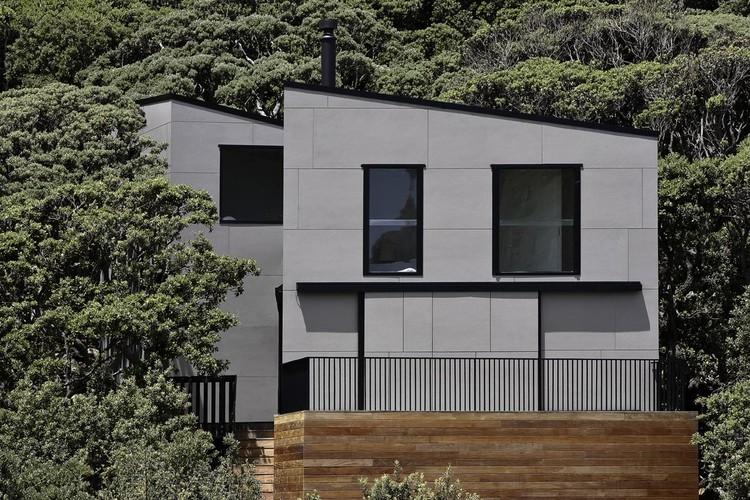 The Pohutukawa House / Matthew Gribben Architecture, © Patrick Reynolds
