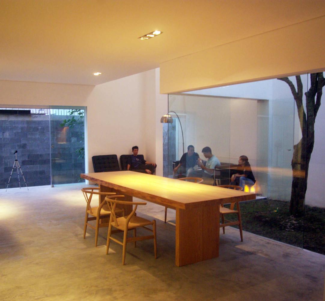 M11 HouseCourtesy of a21 studio Gallery of