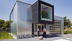 Fire Station Houten / Jeanne Dekkers Architectuur