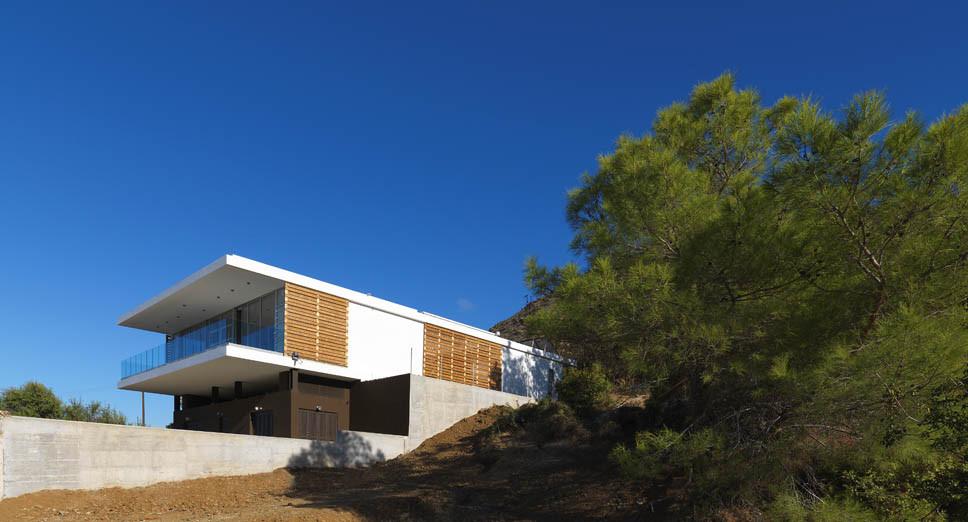 The Zephyros Project / Koutsoftides Architects, Courtesy of Koutsoftides Architects
