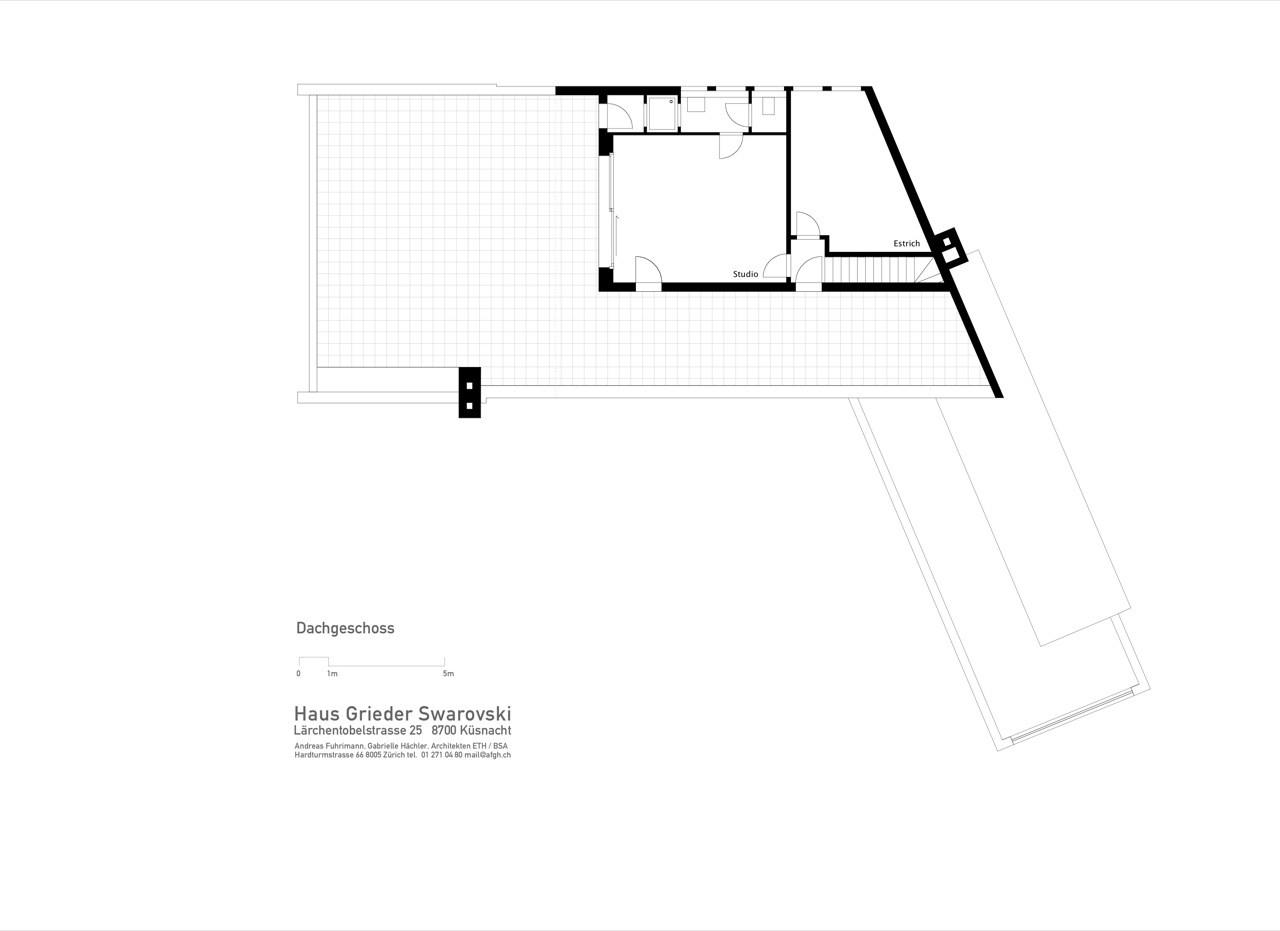 Grieder House / AFGH