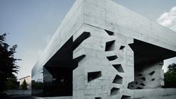 Erlenbach Cemetery Building / AFGH