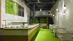 Saladstation / id design