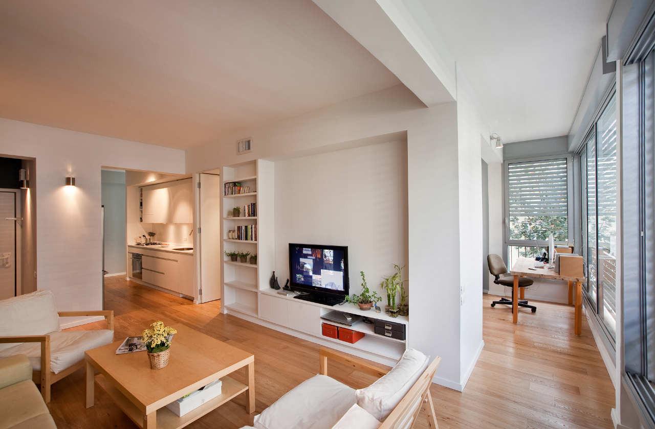 tel aviv apartment sfaro archdaily