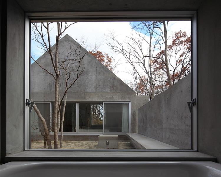 Casa en Nasu / Kazunori Fujimoto Architect & Associates, Cortesia de Kazunori Fujimoto Architect & Associates