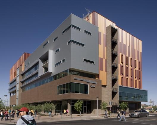Arizona State University Walter Cronkite School of Journalism & Mass Communication / Ehrlich Yanai Rhee Chaney Architects