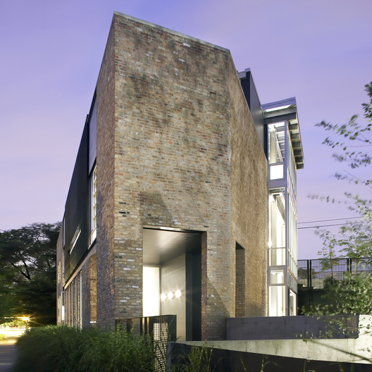 Residencia Leavitt / Miller Hull Partnership