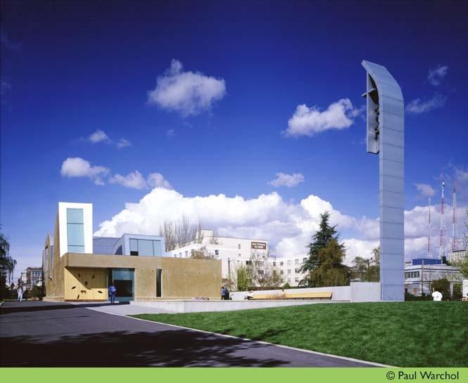 AD Classics: Chapel of St. Ignatius / Steven Holl Architects, © Paul Warchol Photography