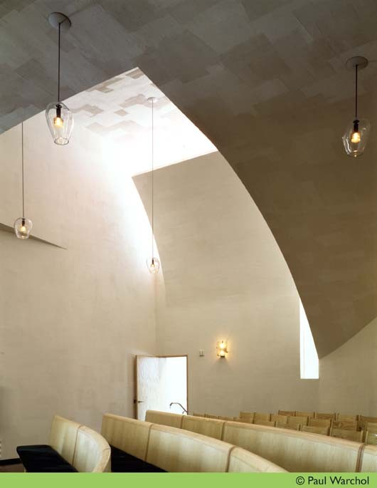 Gallery of AD Classics: Chapel of St. Ignatius / Steven ...