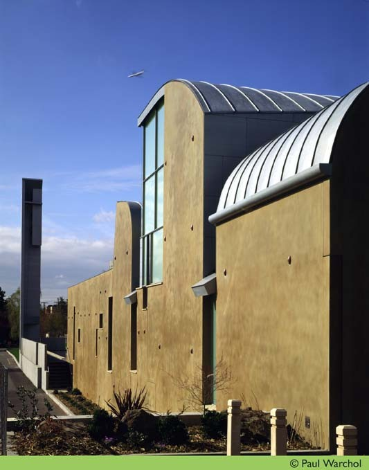 Gallery of ad classics chapel of st ignatius steven for Ad architects