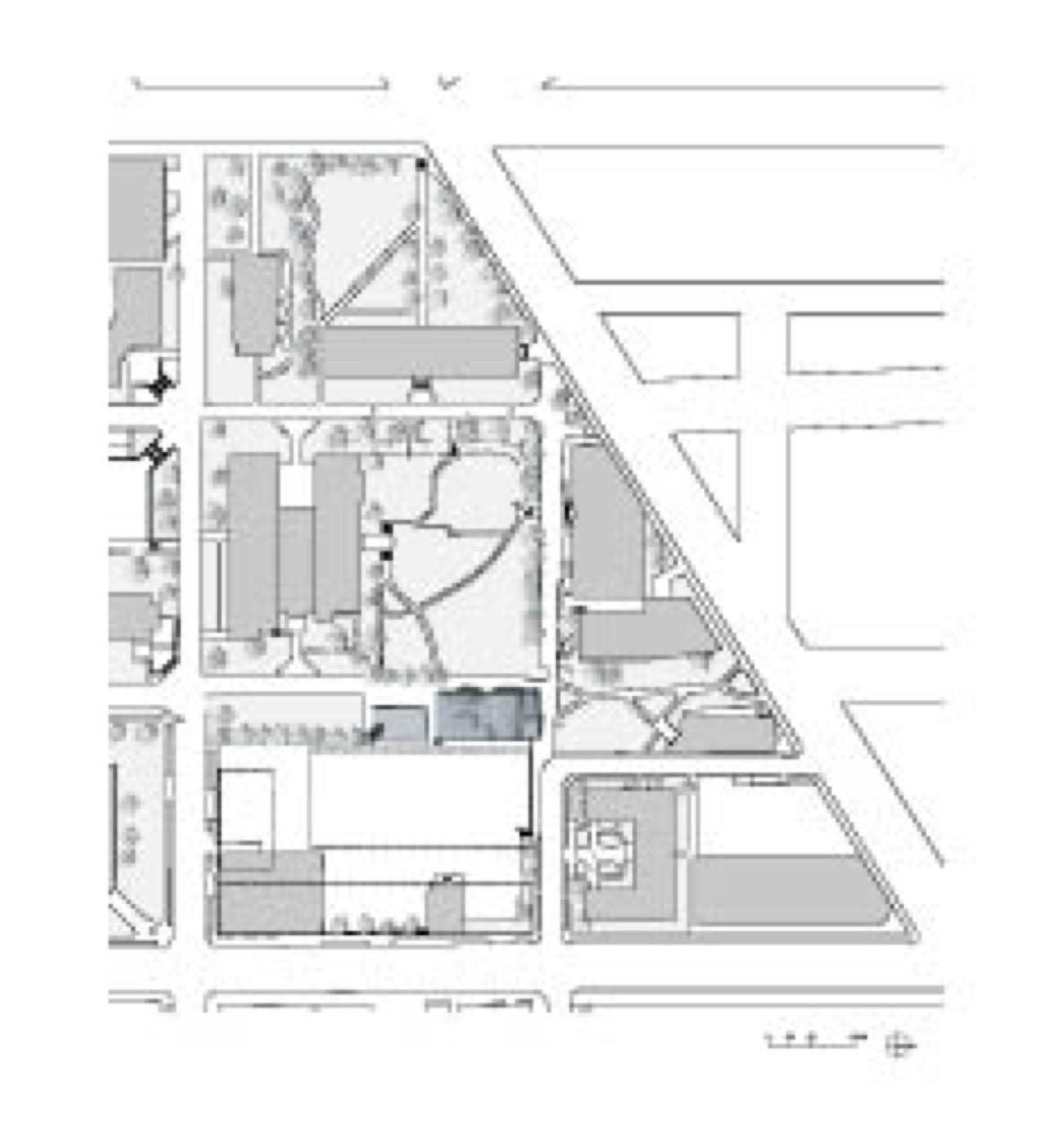 Villa Savoye Floor Plan Gallery Of Ad Classics Chapel Of St Ignatius Steven
