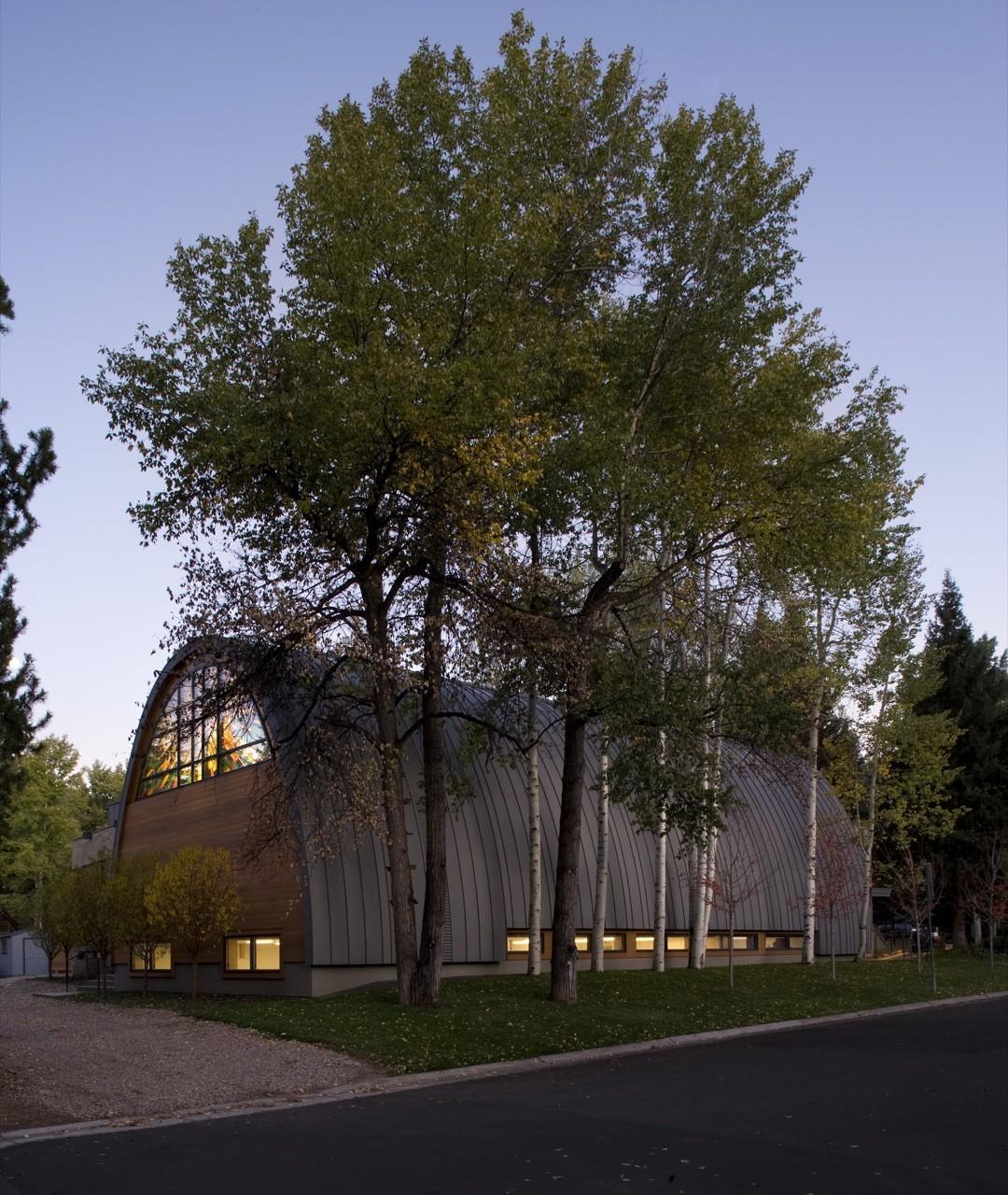 Christ Episcopal Church / Studio B Architects, © Raul J. Garcia