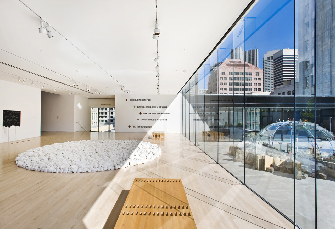 Gallery Of San Francisco Museum Of Modern Art Rooftop