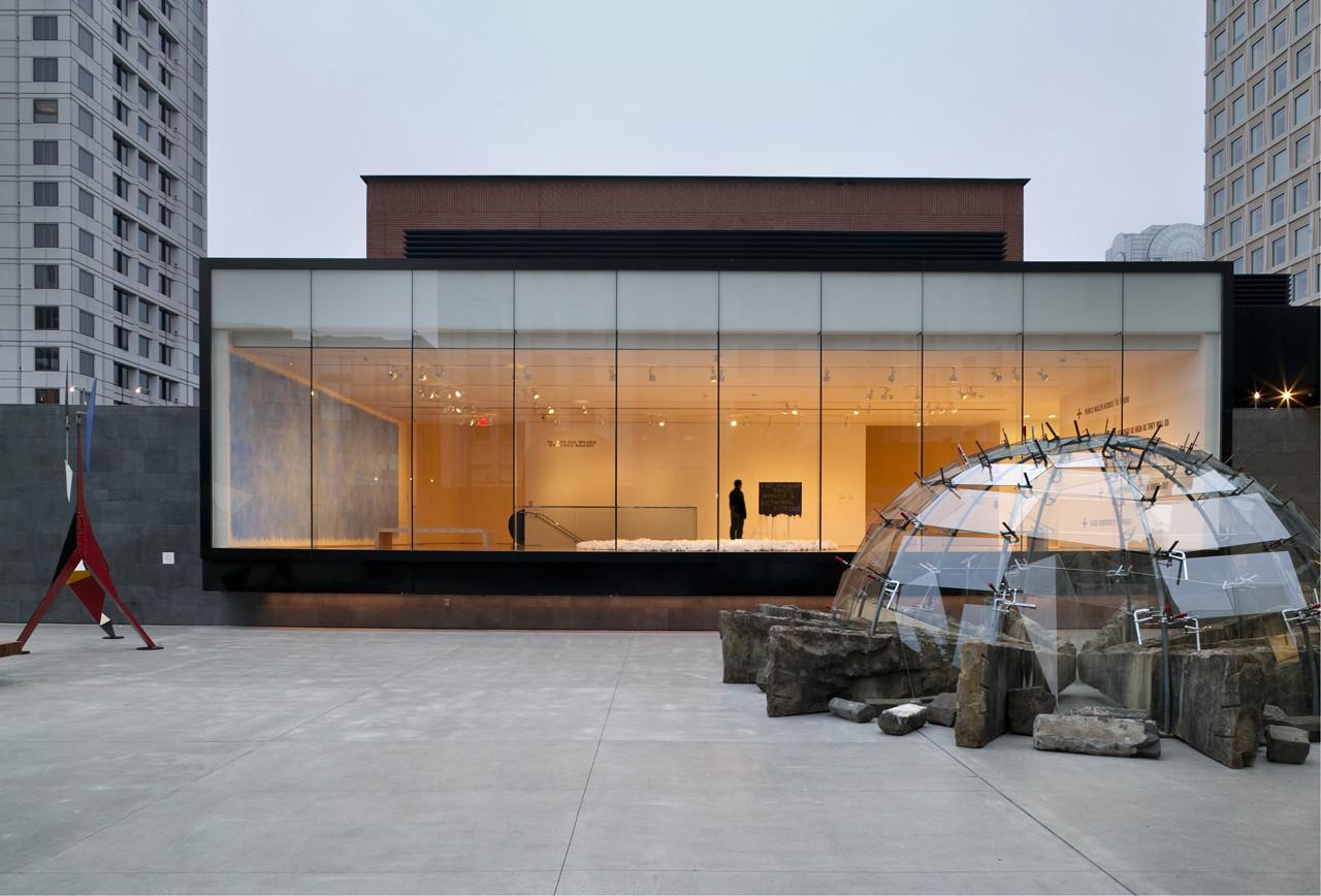 Gallery of San Francisco Museum of Modern Art Rooftop ...