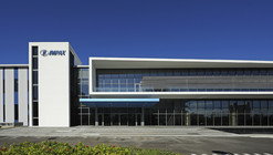 IMPAX Lab Taiwan Plant Phase I / J. J. Pan & Partners