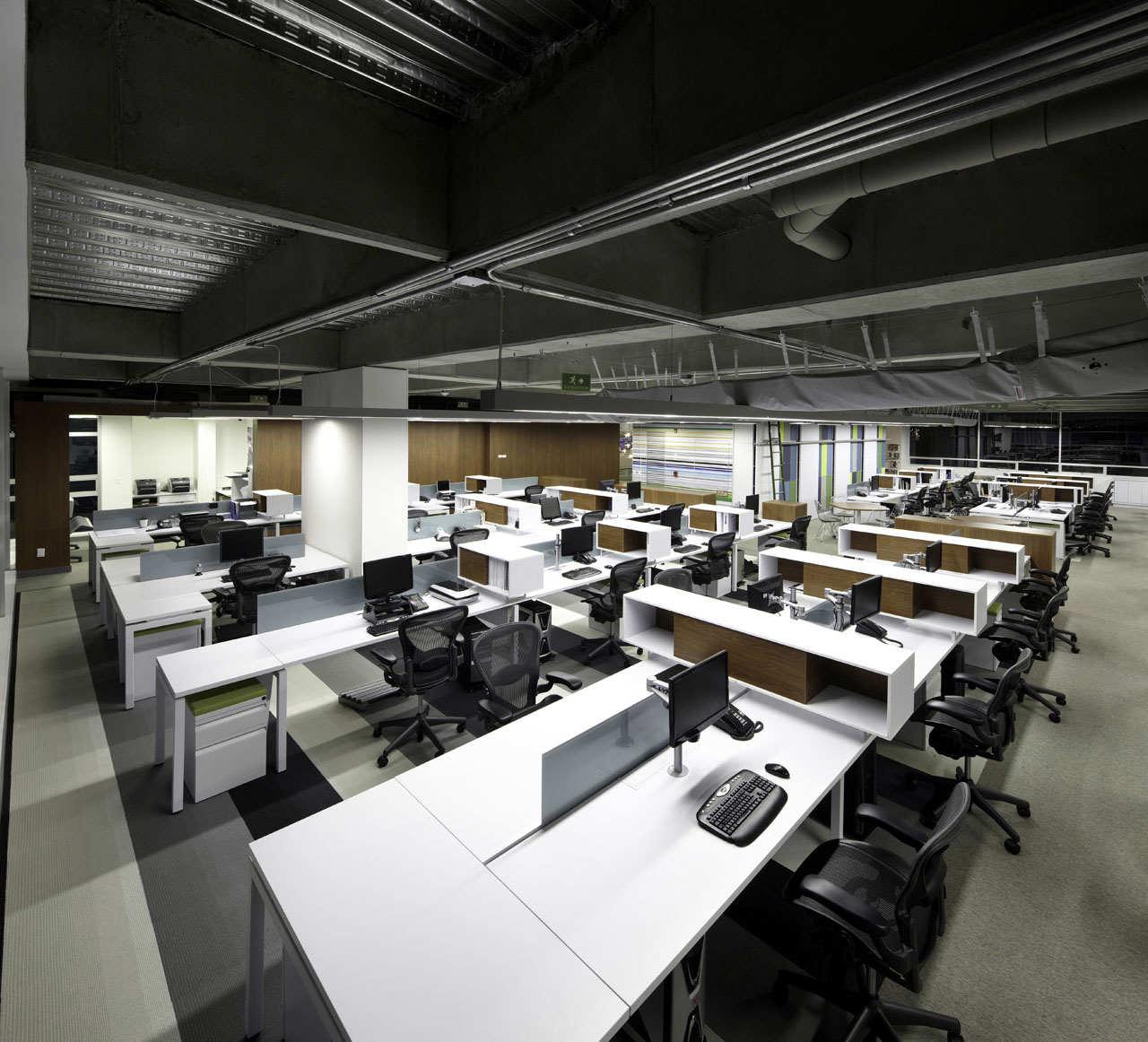 Gallery of aei headquarters arquitectura e interiores 5 - Arquitectura interior ...