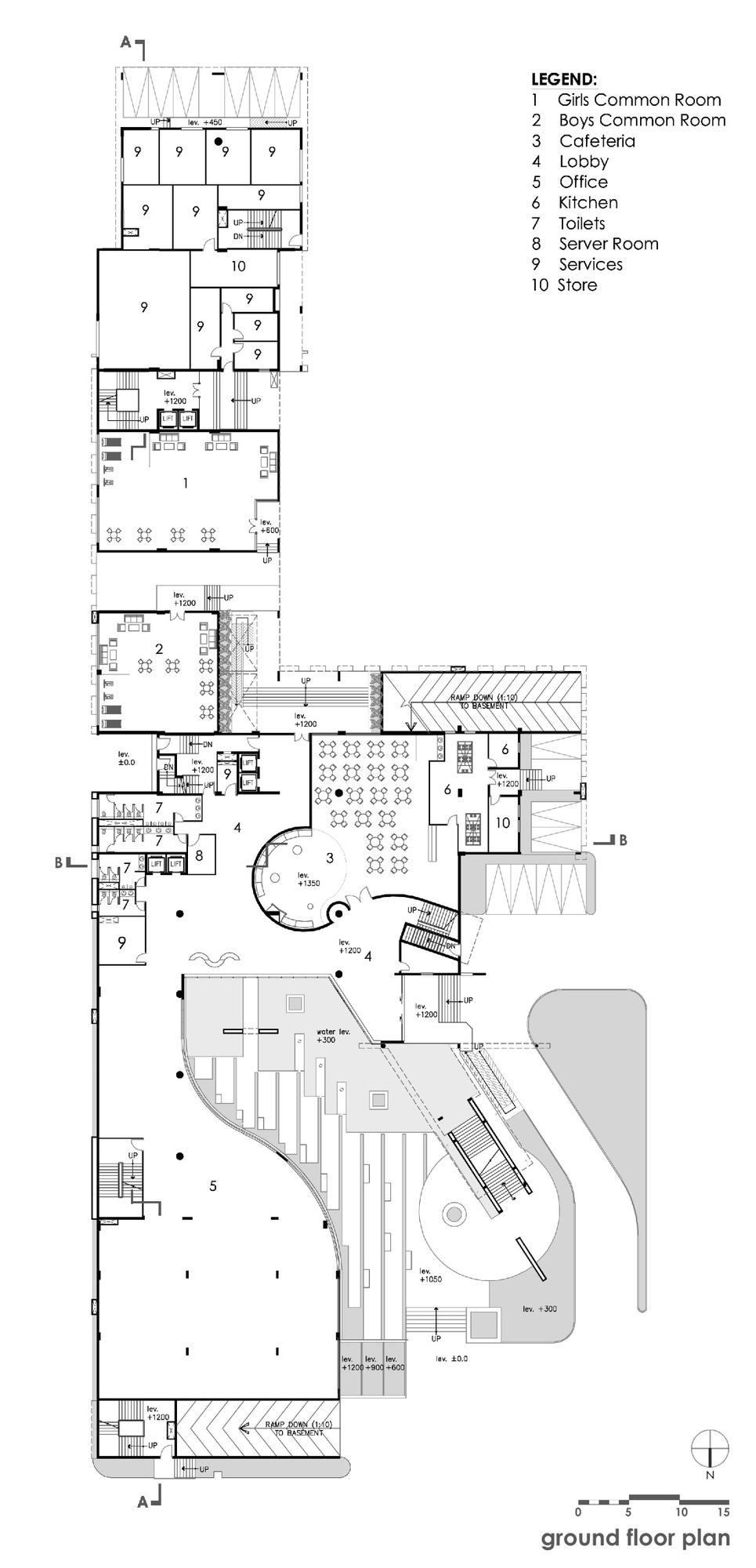 Gallery of imi international management institute kolkata for International house plans
