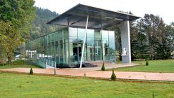 Visitors And Interpretation Pavilion / ZIP & BDX Studio