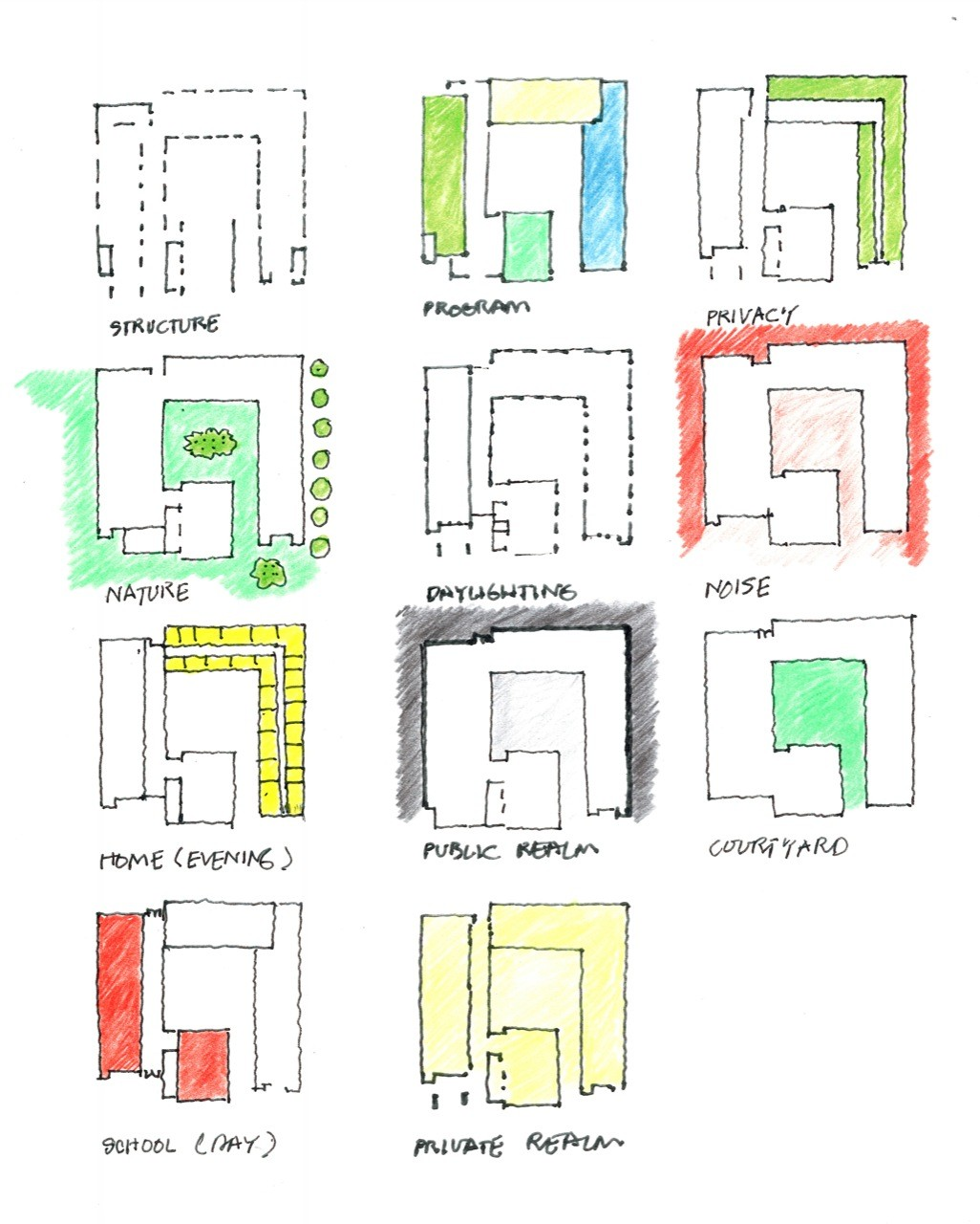 gallery of christian life center bnim 11. Black Bedroom Furniture Sets. Home Design Ideas