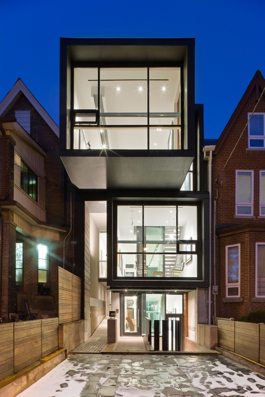 Pachter Residence / Teeple Architects, © Tom Arban