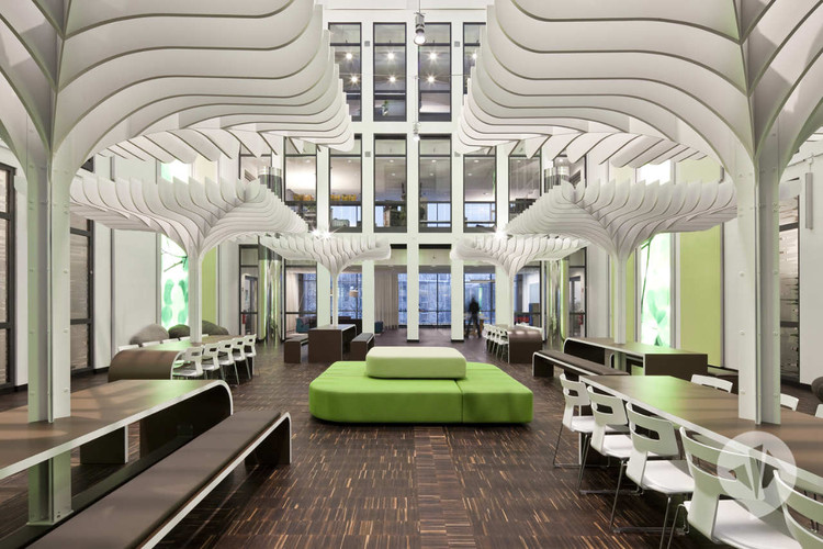 MTV Networks Headquarters / Dan Pearlman, © diephotodesigner.de
