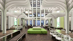 MTV Networks Headquarters / Dan Pearlman