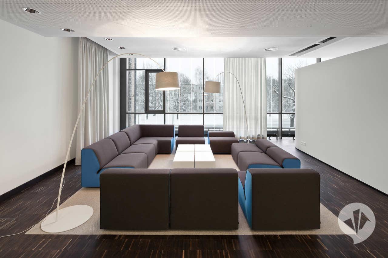 Loft Office Interior Design