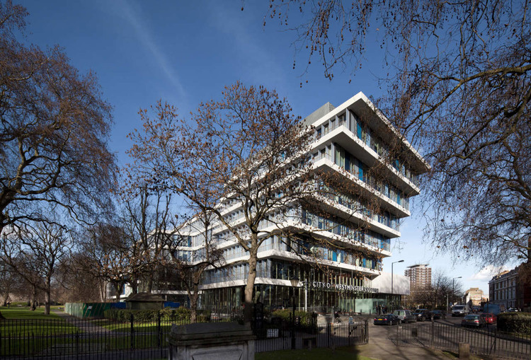 New Flagship Campus for City of Westminster College / schmidt hammer lassen architects, © Adam Mørk