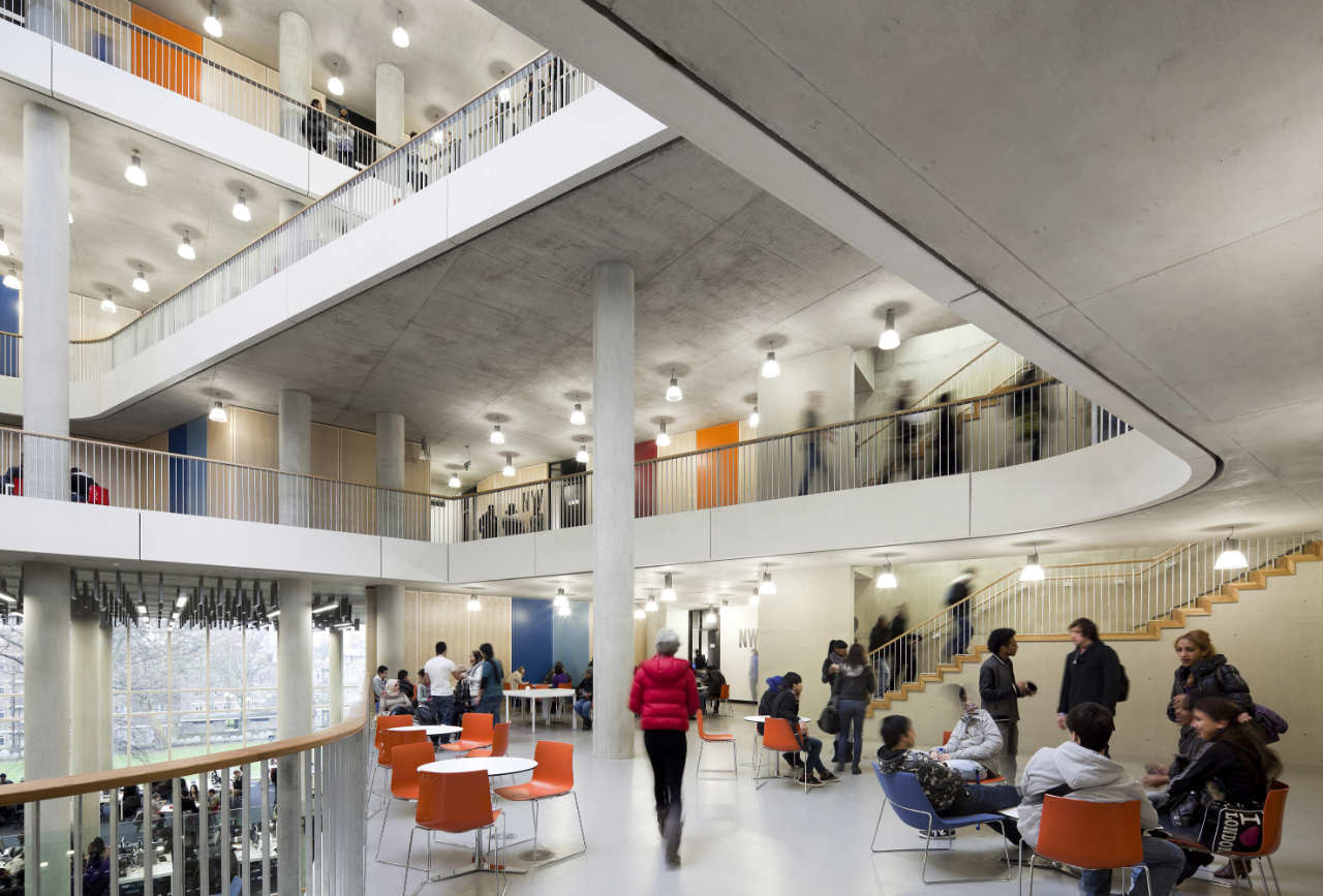 Gallery of New Flagship Campus for City of Westminster ...