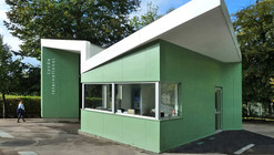 Origami Peace Dove / AR+TE Architectes