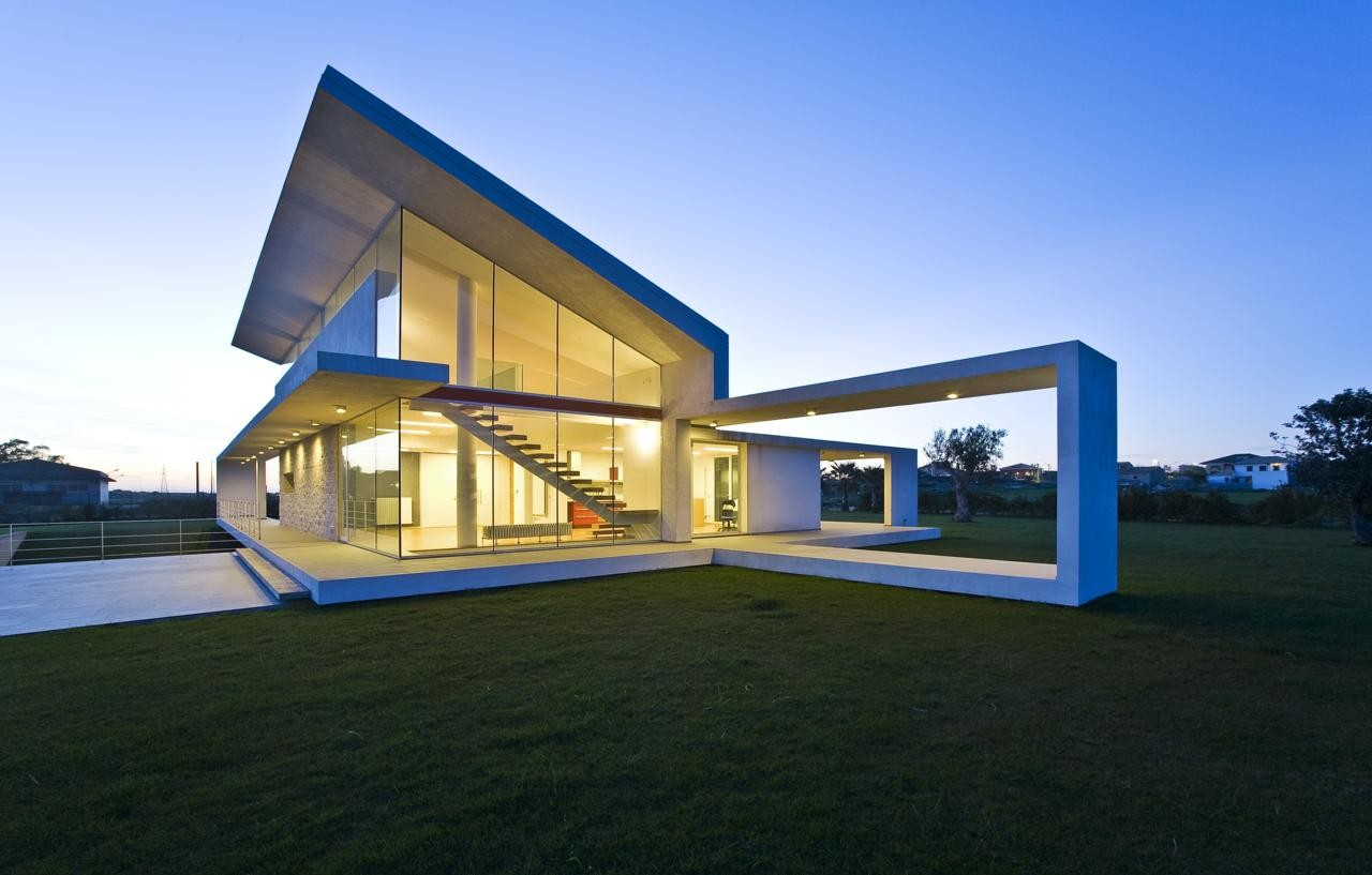 Villa t architrend architecture archdaily for Villa architect