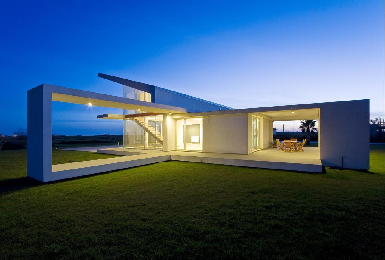 Gallery of villa t architrend architecture 16 for Ville stile moderno