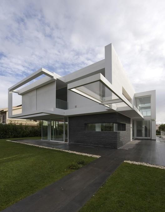 Villa PM / Architrend Architecture, © Moreno Maggi