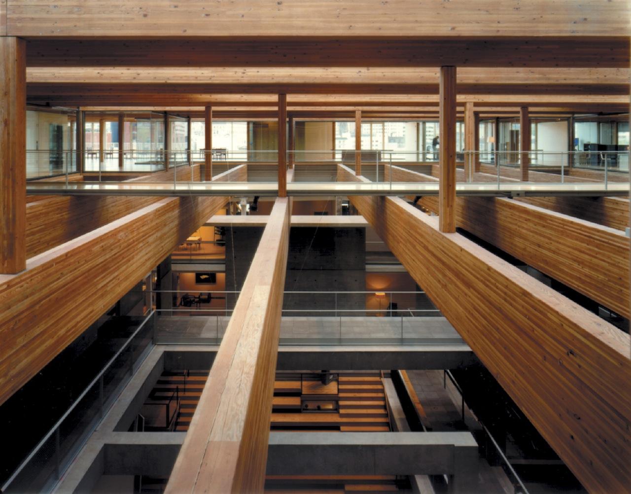 Wieden+Kennedy Headquarters / Allied Works Architecture, Courtesy of  allied works architecture