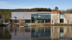 Trent Community Sport and Recreation Centre / Perkins+Will
