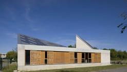 Caen Services Building / RemingtonStyle