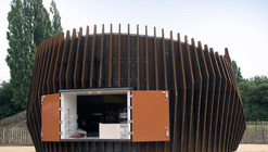 Scunthorpe Central Park Pavilion / S&P Architects