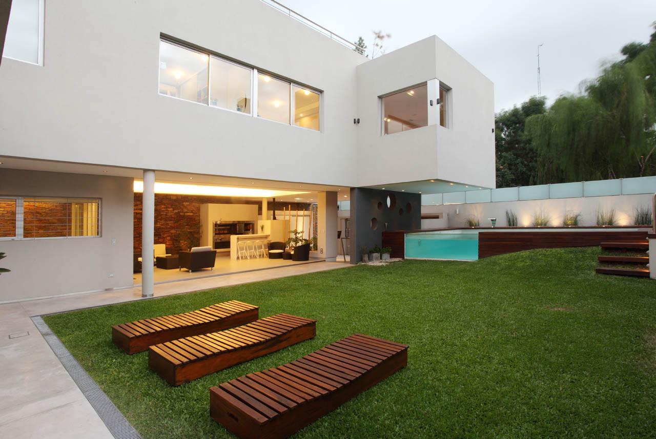 Devoto House / Andres Remy Arquitectos, © Alejandro Peral