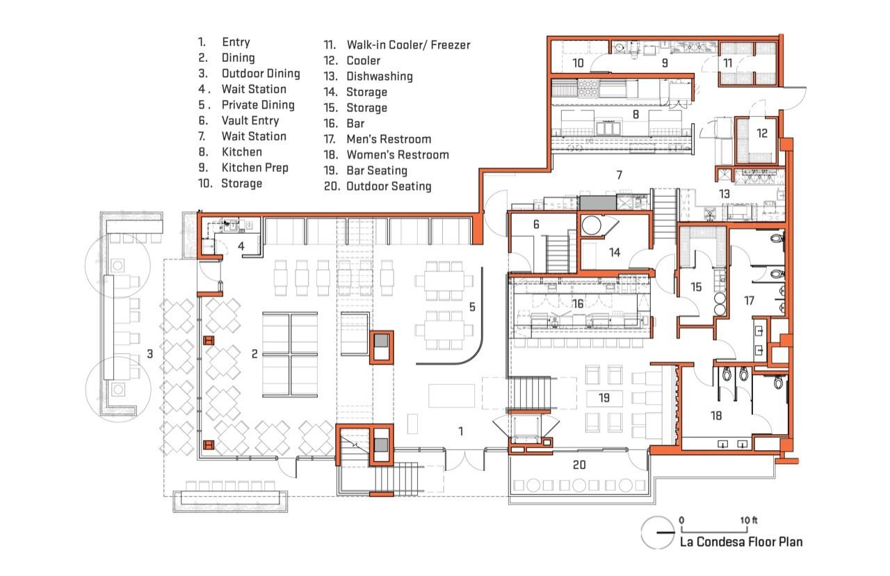 Gallery of la condesa michael hsu office architecture